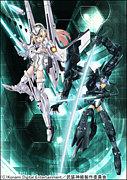 武装神姫 【アニメ版】