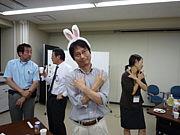 朝日新聞インターン2008