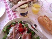 モノグサ&朝弱い人の朝食