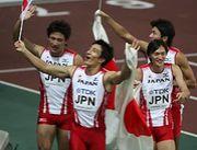 4継 日本代表!!