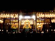 京都祇園祭神輿(みこし)