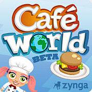 cafe world (facebook)