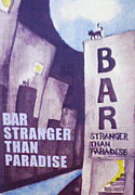 BAR:STRANGER THAN PARADISE