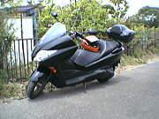 バイクって良いよね。初心者歓迎