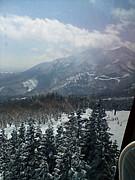 雪山最高! スノボーin足立区