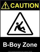 心はB-BOY