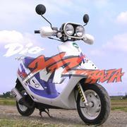 Honda Dio XR Baja