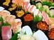 海外の寿司ネタ&日本食メニュー