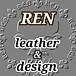 『REN』leather&design