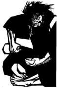 草鞋之会(時代物挿絵画家集団)