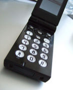 携帯がよく壊れる。