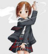 伊藤伸恵と同じ煙草を吸う会