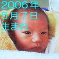 2006年5月7日生まれ