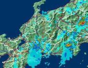 東海・北陸気象情報