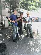 尺八ギター侍党