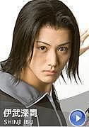 太田基裕 as 伊武深司