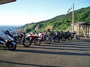 秋田★能代市山本郡のバイク乗り