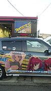 痛車@横浜WORKS
