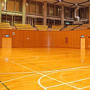 八千代市民体育館 de フットサル