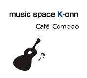 music space K-onn Cafe' Comodo