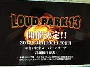 LOUD PARK 13