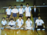 山崎中学92年卒業生の集い。