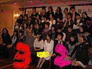 07年卒 安田女子高 3年2組