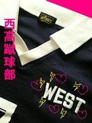 長崎西高サッカー部♡