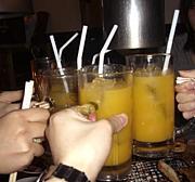安安のオレンジジュース
