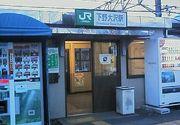 JR下野大沢駅