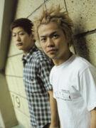 カラオケで19(ジューク)!!