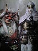 川中島の虎と龍を愛でる会