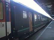 スイス連邦鉄道(SBB CFF FFS)