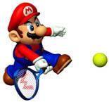テニスでもするか