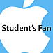 Student's Apples are sweet