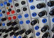 Serge Modular synthesizer