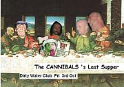 THE CANNIBALS (Mike Spenser)