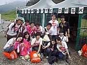 FRF '10 キャンプサイト班
