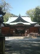 師岡熊野神社☆パワースポット