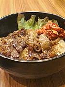 天狗 焼き肉丼専門店