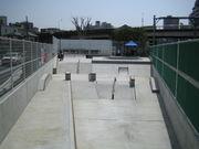 川口市スケートパーク