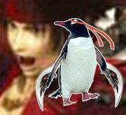 棲羽亜陀幸村がペンギンに見える