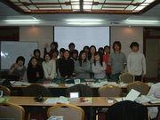 北京大学漢語3班 劉・尚林老師
