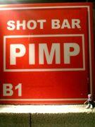 SHOT BAR PIMP