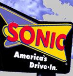 SONIC america's drive in