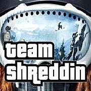 team SHREDDIN