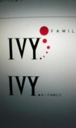 IVY FAMILY(アイビー家)