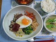 我が家流(?)韓国料理