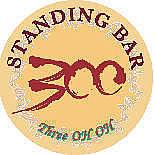 STANDING BAR  300