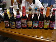 フルーツビールが好き!